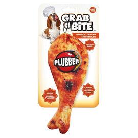 Plubber Chicken Leg Pet Toy - 2284