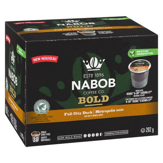 Nabob Coffee -Bold - 30 Servings
