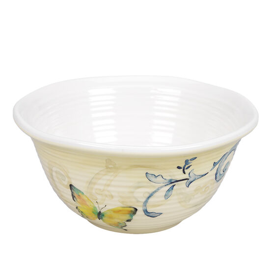 London Drugs Melamine Shallow Bowl - Butterfly - 6.3in