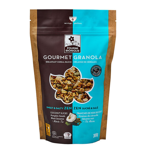 Fourmi Sweet & Salty Zen Granola - 300g