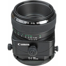 Canon TS-E 90mm f/2.8 Tilt-Shift Lens - 2544A003