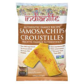 Indian Life Samosa Chips - 170g