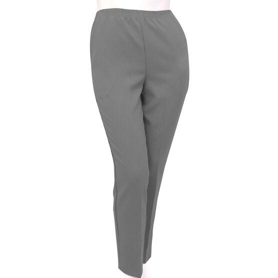 Silvert's Women's 2-Pocket Gabardine Pants - 8 - 20