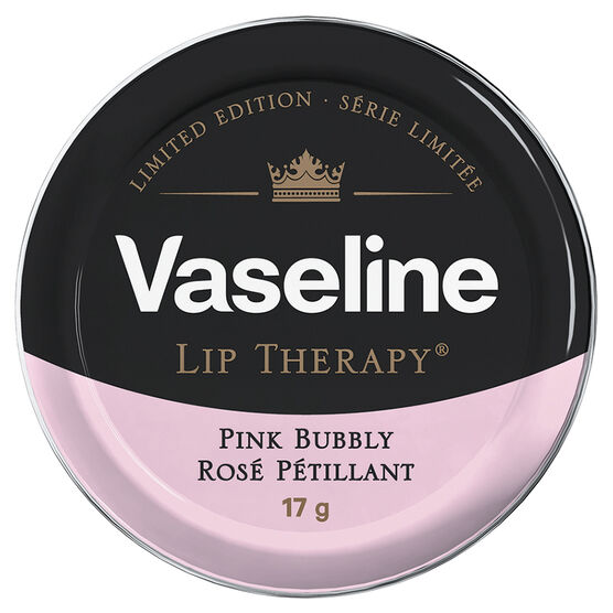 Vaseline Lip Therapy - Pink Bubbly - 17g