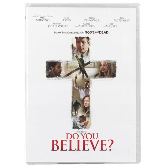 Do You Believe - DVD