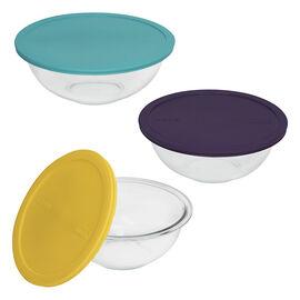 Pyrex Smartstore Bowl Set - 6 piece