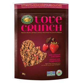 Nature's Path Love Crunch Organic Granola - Dark Chocolate & Red Berries - 700g