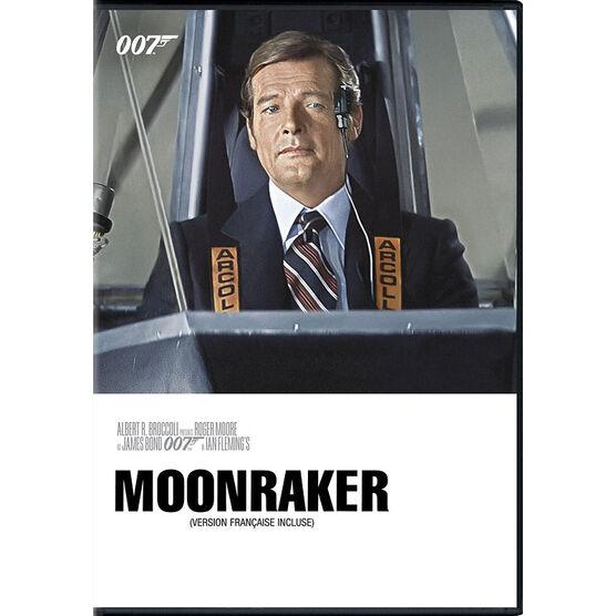 Moonraker (1979) - DVD