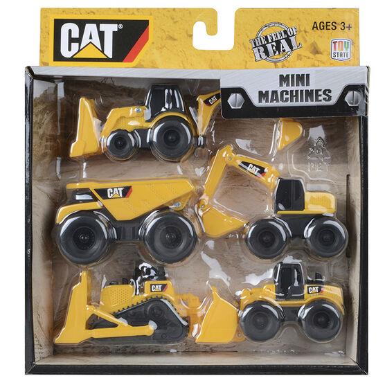 Cat Mini Machine - 5 pack