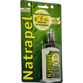 Natrapel 6 Hour Insect Repellant Pump - 74ml