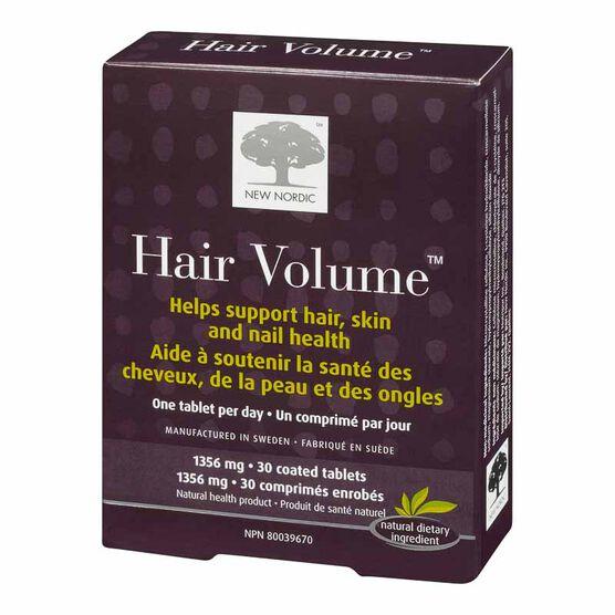 New Nordic Hair VolumeTablets-30's