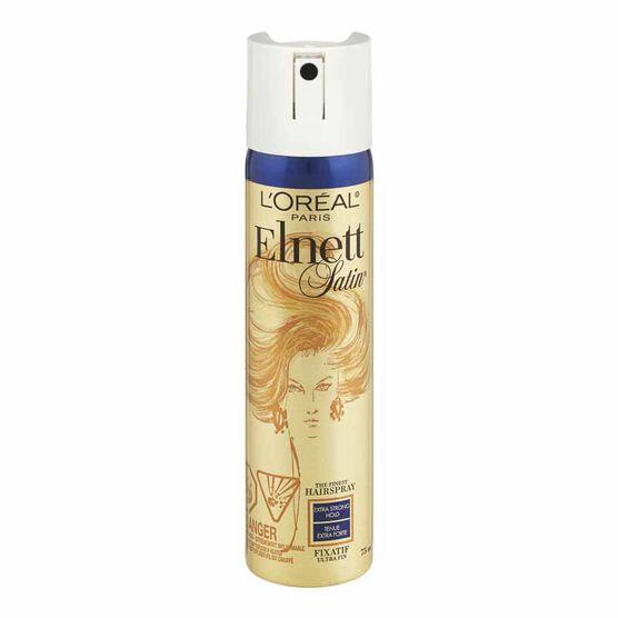 L'Oreal Elnett Hairspray - Extra Strong Hold - 75ml
