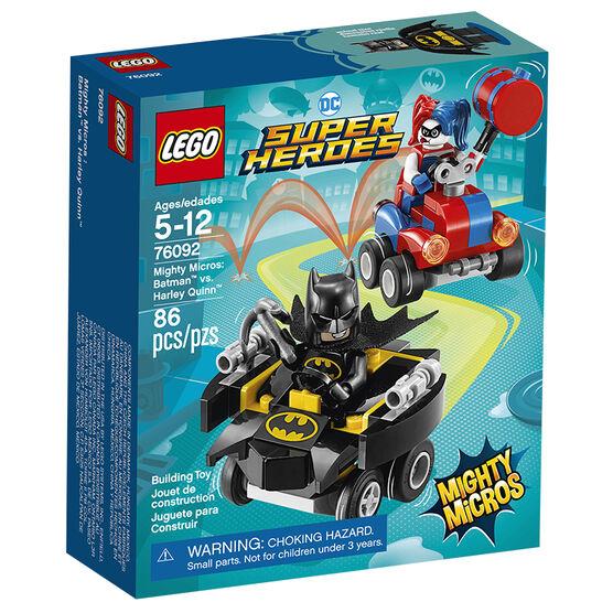 LEGO DC Super Heroes - Mighty Micros Batman™ vs. Harley Quinn™