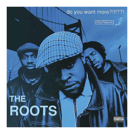 The Roots - Do You Want More - Vinyl
