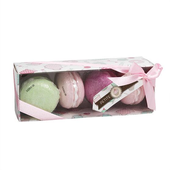 Petite Treats Ice Cream Bath Fizzer Set - 4 x 50g