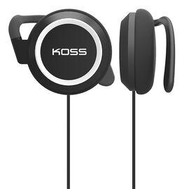 Koss Clip On-Ear Headphones - Black - KSC21