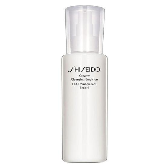 Shiseido Creamy Cleansing Emulsion - 200ml