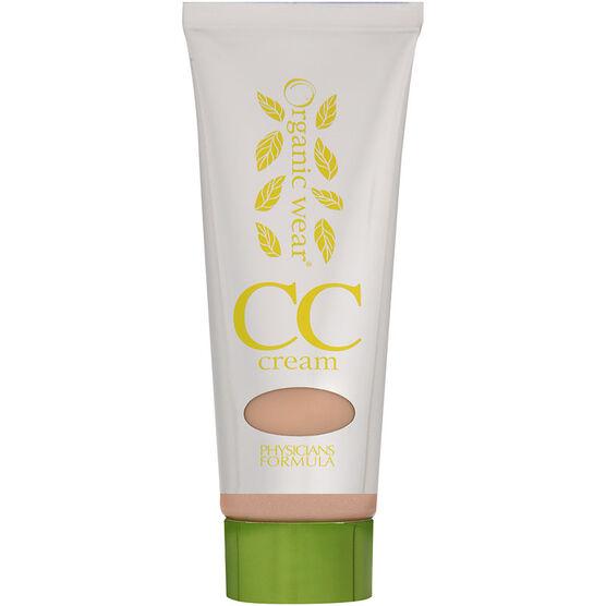 Physicians Formula Organic Wear 100% Natural Origin CC Cream - Light/Medium
