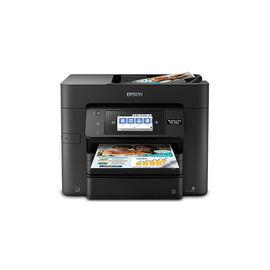 Epson WorkForce Pro WF-4740 All-in-One Printer - Black - C11CF75201