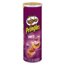 Pringles Potato Chips - BBQ - 156g