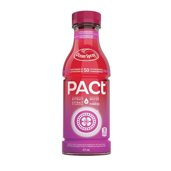 Ocean Spray Pact Cranberry Raspberry - 473ml