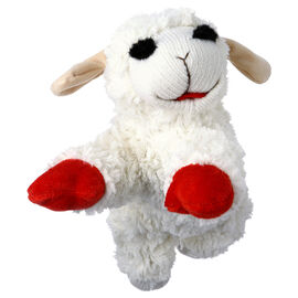 Multipet Lamb Chop Mini Pet Toy