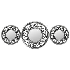 London Drugs Wall Mirrors - Victorian - Set of 3 - Assorted
