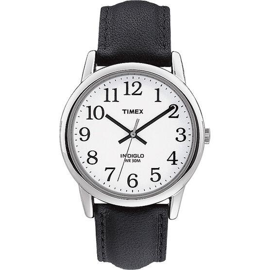 Timex Classics Men's Watch - White/Black - 20501