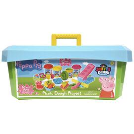 Peppa Pig Picnic Dough PlaySet