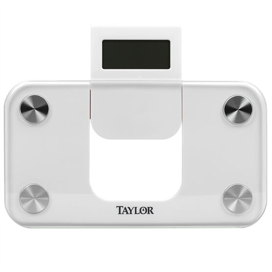 Taylor Mini Bath Scale - White - 708640134EF