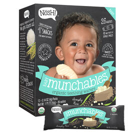 Nosh Baby Munchables - Simply Rice - 54g/26 Wafers