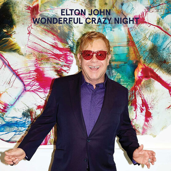 Elton John - Wonderful Crazy Night - CD