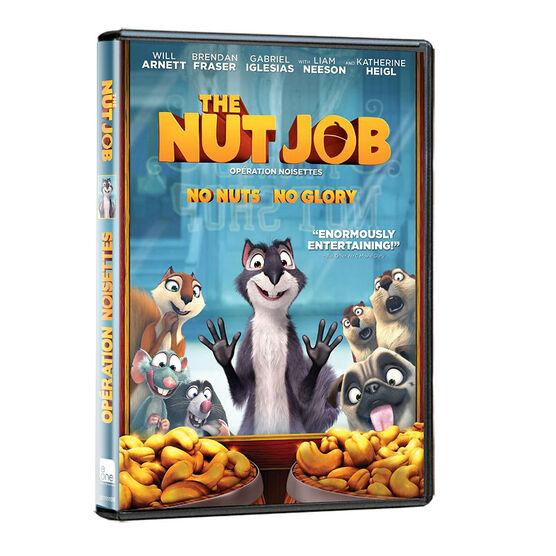 NUT JOB                      DVD