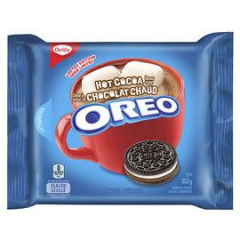 Christie Oreo Cookies - Hot Cocoa - 303g