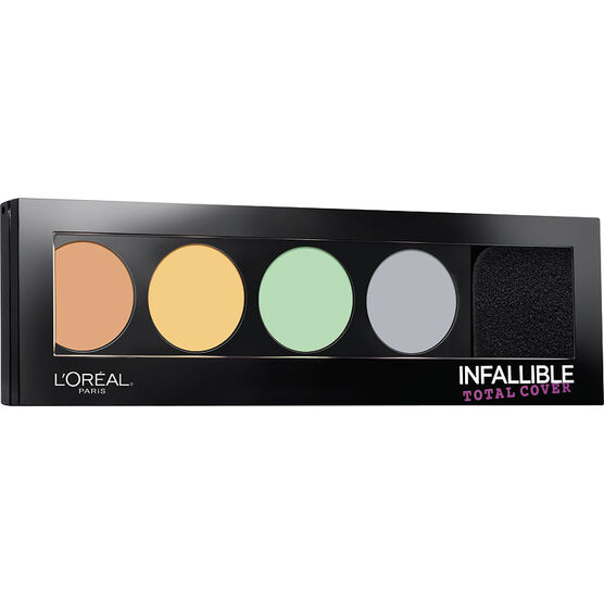 L'Oreal Infallible Total Cover Colour Correcting Kit