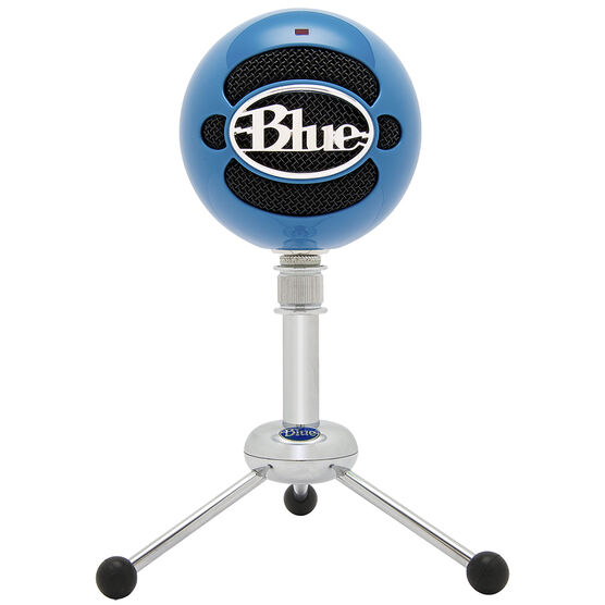 Blue Microphones Snowball USB Microphone - Neon Blue - 3015
