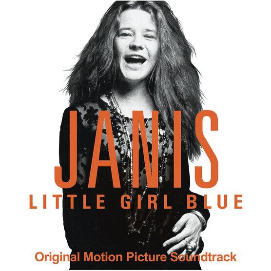 Soundtrack - Janis: Little Girl Blue - CD