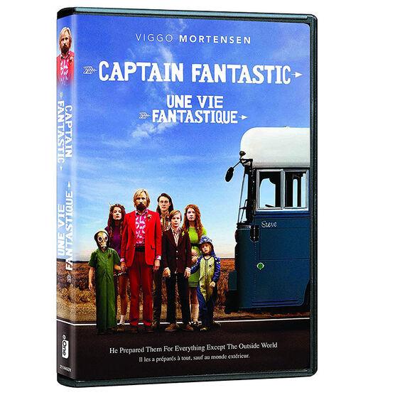 Captain Fantastic - DVD