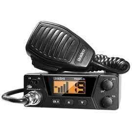 Uniden 40 Channel CB Radio - Black - PRO505XL