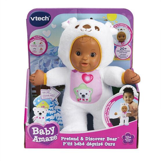 Vtech Baby Amaze Pretend & Discover Bear Doll