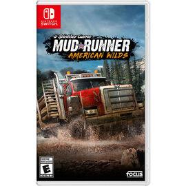 PRE ORDER: Nintendo Switch Spintires: Mud Runner - American Wilds