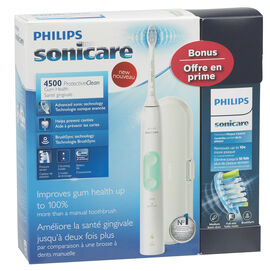 Philips Sonicare 4500 Protective Clean Electric Tooth Brush with Bonus Brush