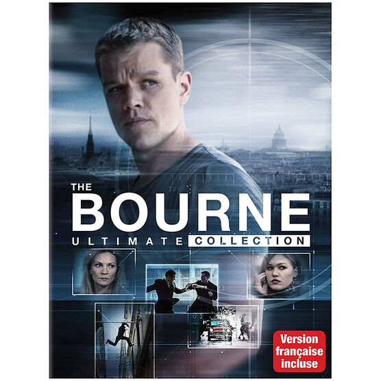The Bourne Ultimate Collection - DVD