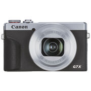 Canon PowerShot G7 X Mark III - Silver - 3638C001