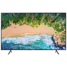 Samsung 55-in 4K UHD Smart TV - UN55NU7100FXZC