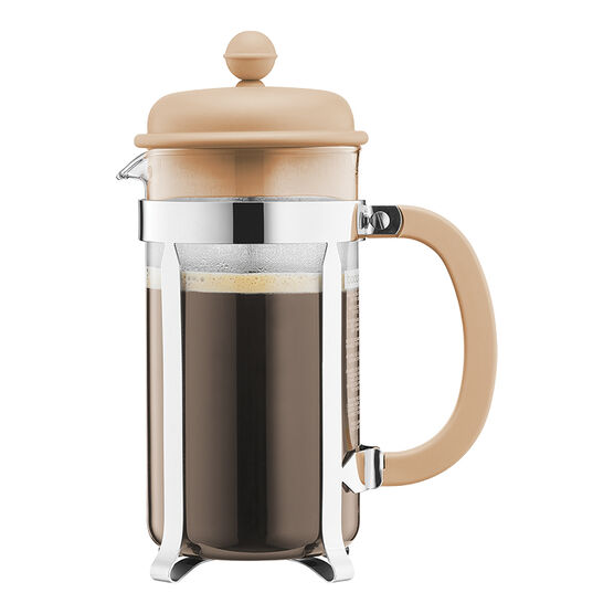 Bodum Caffettiera Coffee - Cream - 8 cup