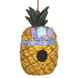 London Drugs Garden Birdhouse - Pineapple