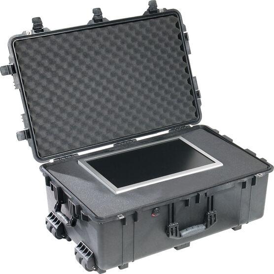 Pelican 1650 Case with Foam - Black - 1650-020-110