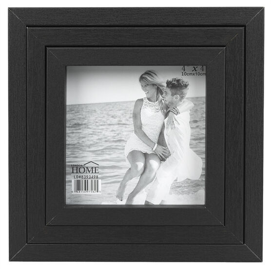London Home Black Frame - Set of 3