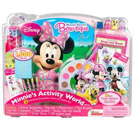 Disney Minnie Activity World Kit